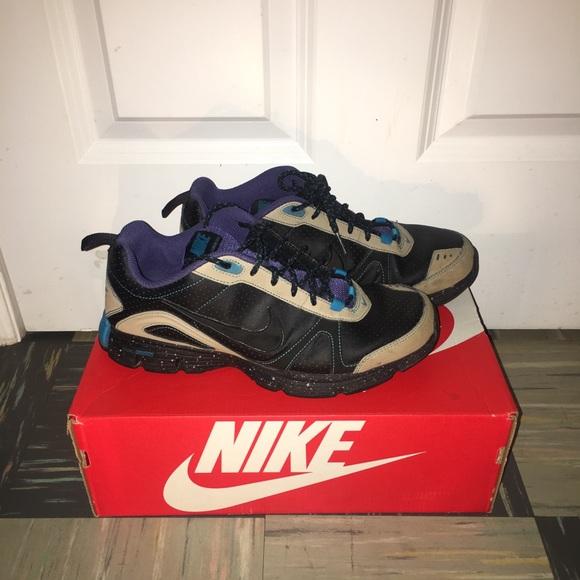 competitive price 67893 98494 Nike Dual Fusion Trainer 2 OTR blackneon turquoise.  M 5bc24b09a5d7c6377ec63382